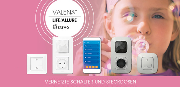 Valena with Netatmo bei Buchwald in Hanau